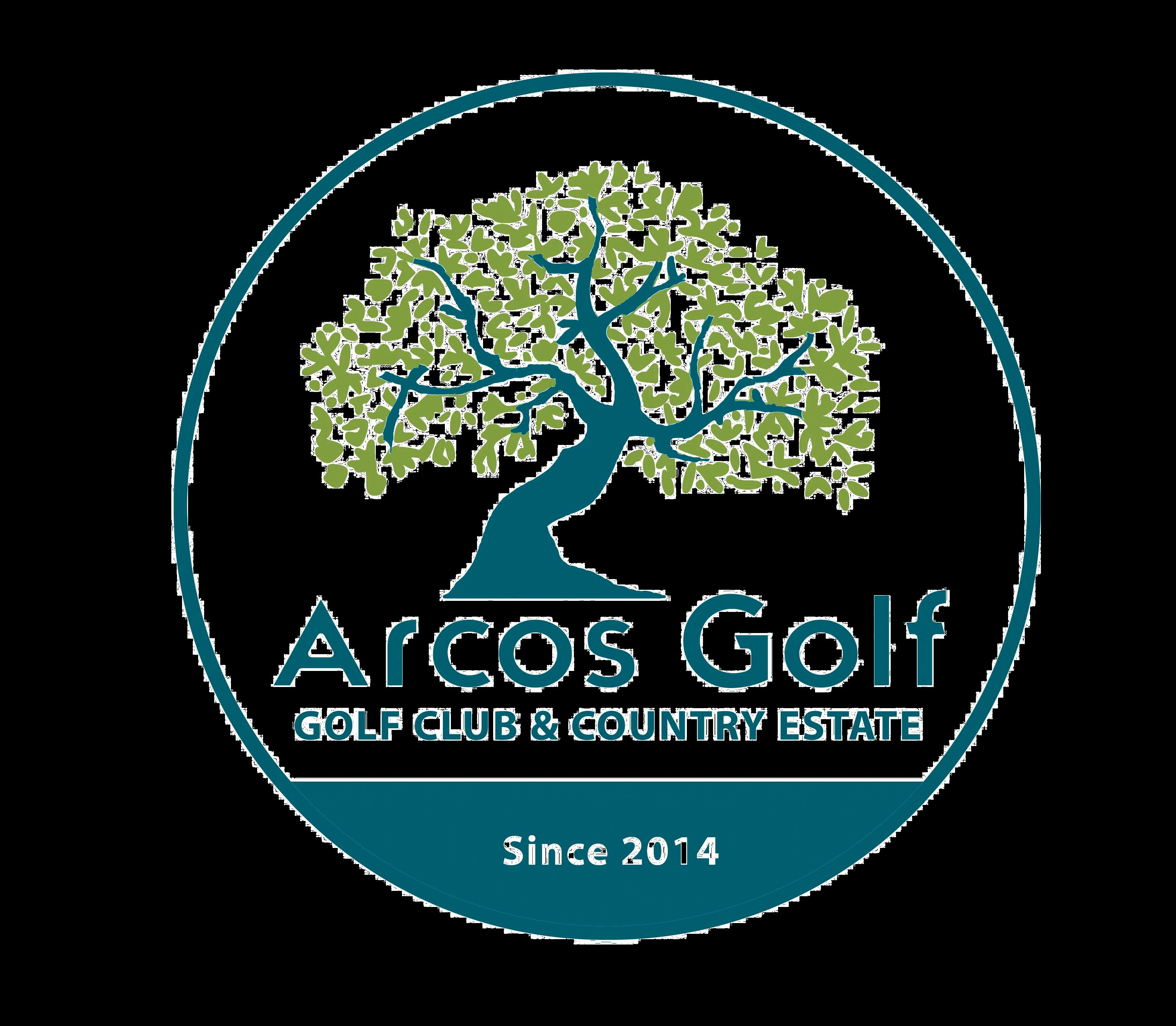 Logo Arcos Golf